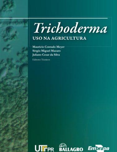 Capa livro Trichoderma